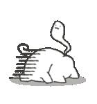 猫の「あいつ」のスタンプ(個別スタンプ:04)