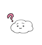 雲の神様(個別スタンプ:27)