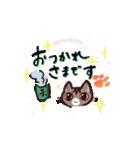 きじとら猫 ふうちゃんの日常(個別スタンプ:05)