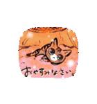 きじとら猫 ふうちゃんの日常(個別スタンプ:08)