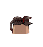 きじとら猫 ふうちゃんの日常(個別スタンプ:18)