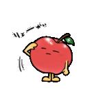 赤くておいしいリンゴスタンプ(個別スタンプ:02)