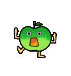 赤くておいしいリンゴスタンプ(個別スタンプ:05)