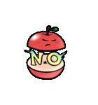 赤くておいしいリンゴスタンプ(個別スタンプ:06)