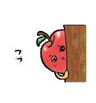 赤くておいしいリンゴスタンプ(個別スタンプ:08)