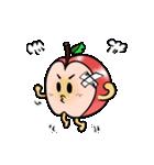 赤くておいしいリンゴスタンプ(個別スタンプ:10)