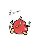 赤くておいしいリンゴスタンプ(個別スタンプ:11)
