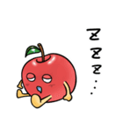 赤くておいしいリンゴスタンプ(個別スタンプ:20)