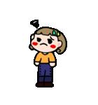ジーンズちゃんのカラフルライフ(個別スタンプ:04)