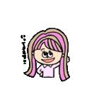 honest girl♡(個別スタンプ:05)