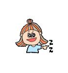honest girl♡(個別スタンプ:09)