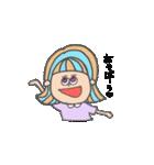 honest girl♡(個別スタンプ:13)