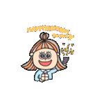 honest girl♡(個別スタンプ:23)