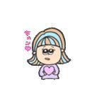 honest girl♡(個別スタンプ:29)
