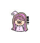 honest girl♡(個別スタンプ:32)