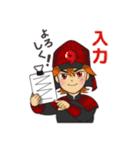 ジェダイトキャラクターズ(個別スタンプ:05)