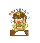 ジェダイトキャラクターズ(個別スタンプ:10)