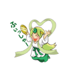 ジェダイトキャラクターズ(個別スタンプ:15)