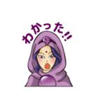 ジェダイトキャラクターズ(個別スタンプ:23)