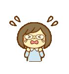 ほのぼのメガネちゃん(個別スタンプ:36)