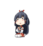 緒奈穂ちゃん!(個別スタンプ:08)