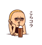 ダジャレぷりてぃツイン(個別スタンプ:24)