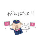 うさぎ帝国×ブッコミ(祝15周年)(個別スタンプ:02)