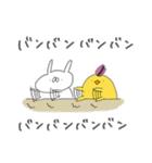 うさぎ帝国×ブッコミ(祝15周年)(個別スタンプ:08)