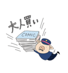 うさぎ帝国×ブッコミ(祝15周年)(個別スタンプ:29)