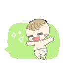 飛び出す赤ちゃん(個別スタンプ:09)