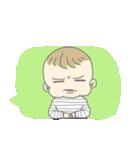 飛び出す赤ちゃん(個別スタンプ:31)