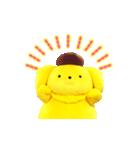 動く!サンリオキャラクターズ【実写版】(個別スタンプ:04)