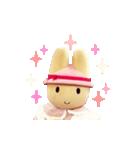 動く!サンリオキャラクターズ【実写版】(個別スタンプ:11)