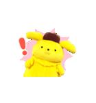 動く!サンリオキャラクターズ【実写版】(個別スタンプ:17)