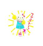 動く!サンリオキャラクターズ【実写版】(個別スタンプ:21)