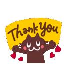 大人カワイイ♥ありがとう!おめでとう!(個別スタンプ:01)