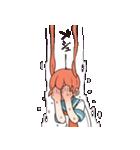 TVアニメ「上野さんは不器用」(個別スタンプ:17)