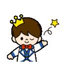 王子様スタンプ(ベーシック)(個別スタンプ:27)