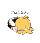 【鏡音リン&鏡音レン】日常スタンプ(個別スタンプ:36)