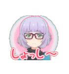 TVアニメ ソラとウミのアイダ(個別スタンプ:05)