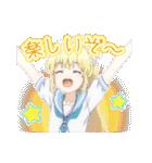 TVアニメ ソラとウミのアイダ(個別スタンプ:27)