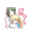TVアニメ ソラとウミのアイダ(個別スタンプ:28)
