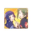 TVアニメ ソラとウミのアイダ(個別スタンプ:33)