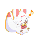 TVアニメ ソラとウミのアイダ(個別スタンプ:36)