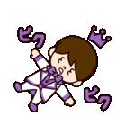 Jオタクのための王子様スタンプ(紫色)(個別スタンプ:22)