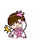 ピンクの王子様スタンプ(個別スタンプ:19)