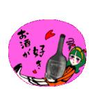 カチューシャ星人〜好きを伝えるスタンプ〜