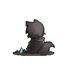 獣耳キャラクタースタンプ(個別スタンプ:07)