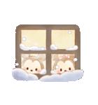 ウフフィ(冬の日)(個別スタンプ:21)