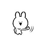 すこぶる動くクレイジーウサギ2(個別スタンプ:04)